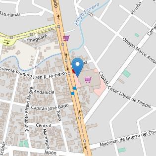 Cajero Banco BBVA - Hipermercado Luisito Félix Bogado
