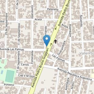 Cajero Sudameris Bank - Copetrol Las Palmas
