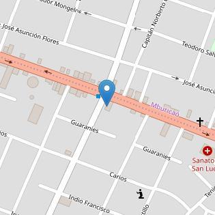 Cajero Sudameris Bank - Copetrol Km 2